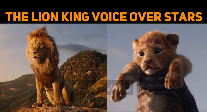 The Lion King Voice Over Stars – A Look