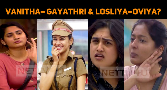 Vanitha – The Next Gayathri And Losliya – The Next Oviya? Bigg Boss Mania!