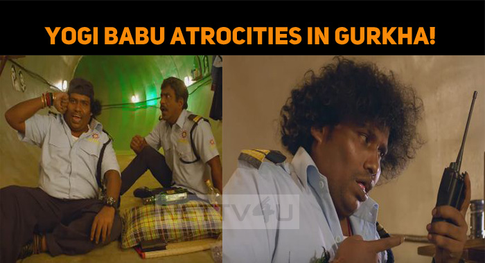Yogi Babu Atrocities- Ajith And Vijay Dialogues In Gurkha!