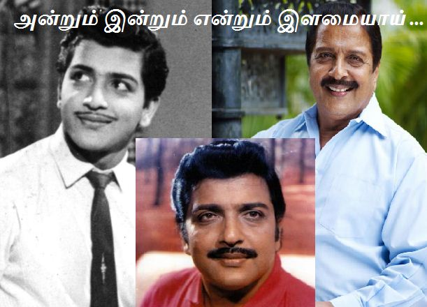 Sivakumar Is Still A Youth!