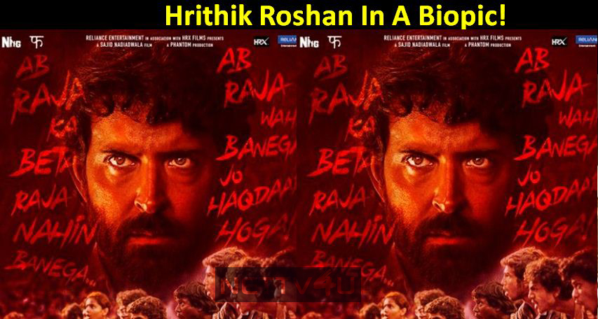 Hrithik Roshan In A Biopic!