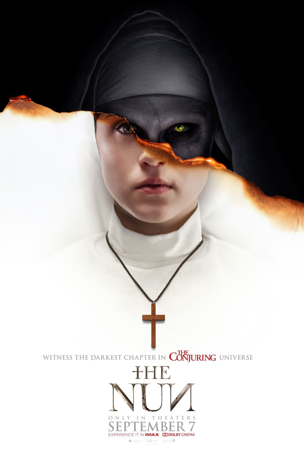 The Nun Movie Review English Movie Review