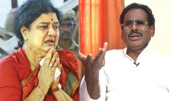 Parole For Sasikala! Sasikala To Meet Her Husband Natarajan!