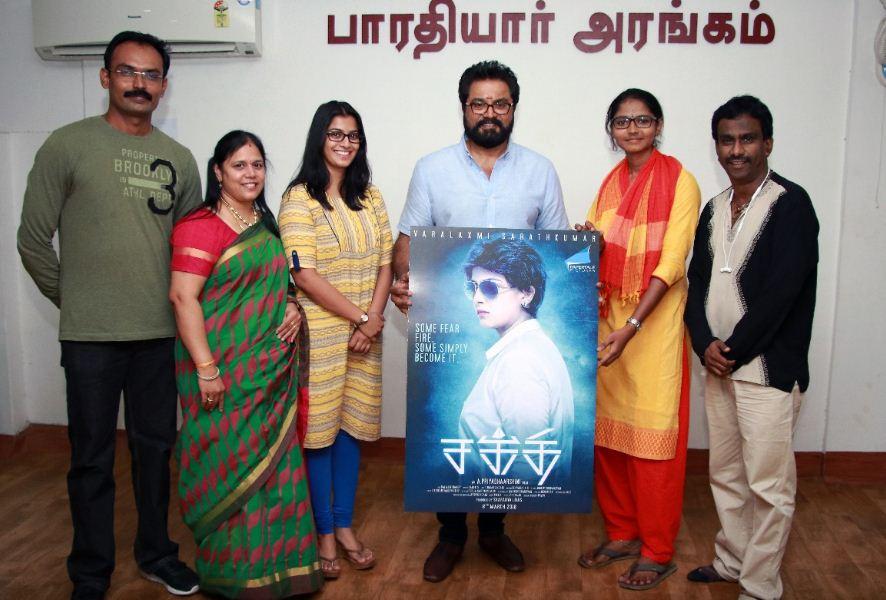Sarathkumar Praises His Daughter's Next!