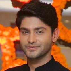 Rishi Saxena Hindi Actor