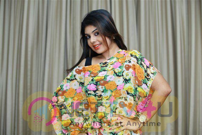 Actress Shivani Bhai Cute Images