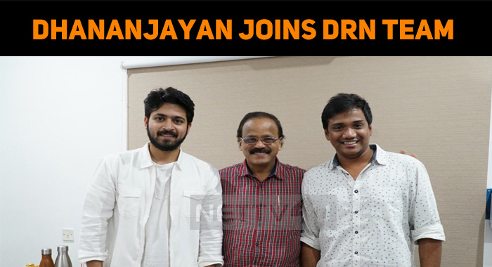 Dhananjayan Signs A Film With Harish Kalyan!