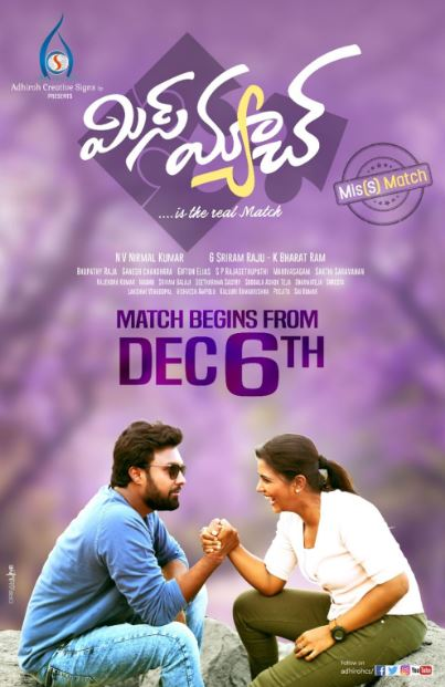 Mis Match Movie Review