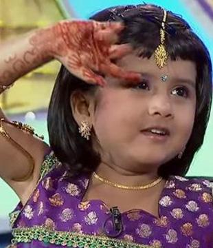 Child Artist Geethika