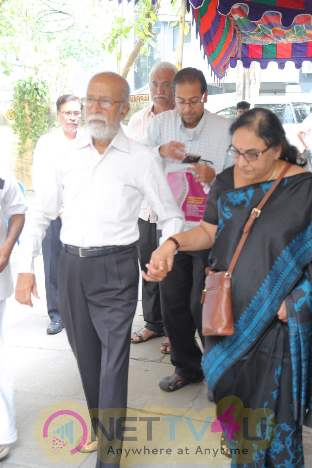 Actor Chandra Haasan's Wife Githamani Passed Away Photos