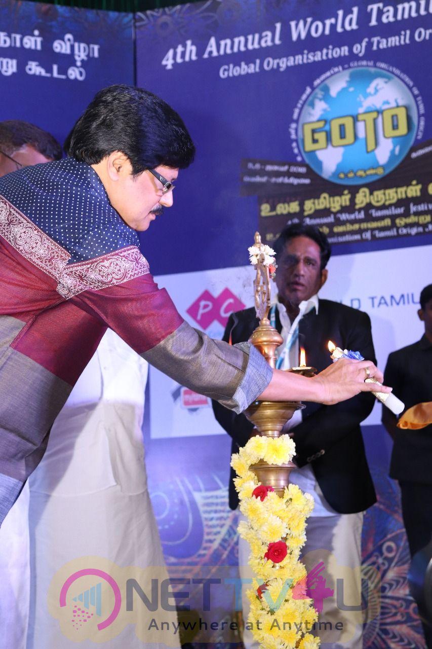 4th Annual World Tamilar Festival At Chennai Images