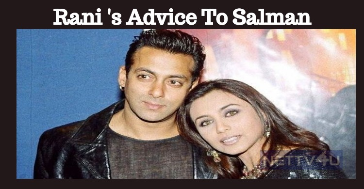 Don't Marry; But Have A Kid – Rani Mukerji