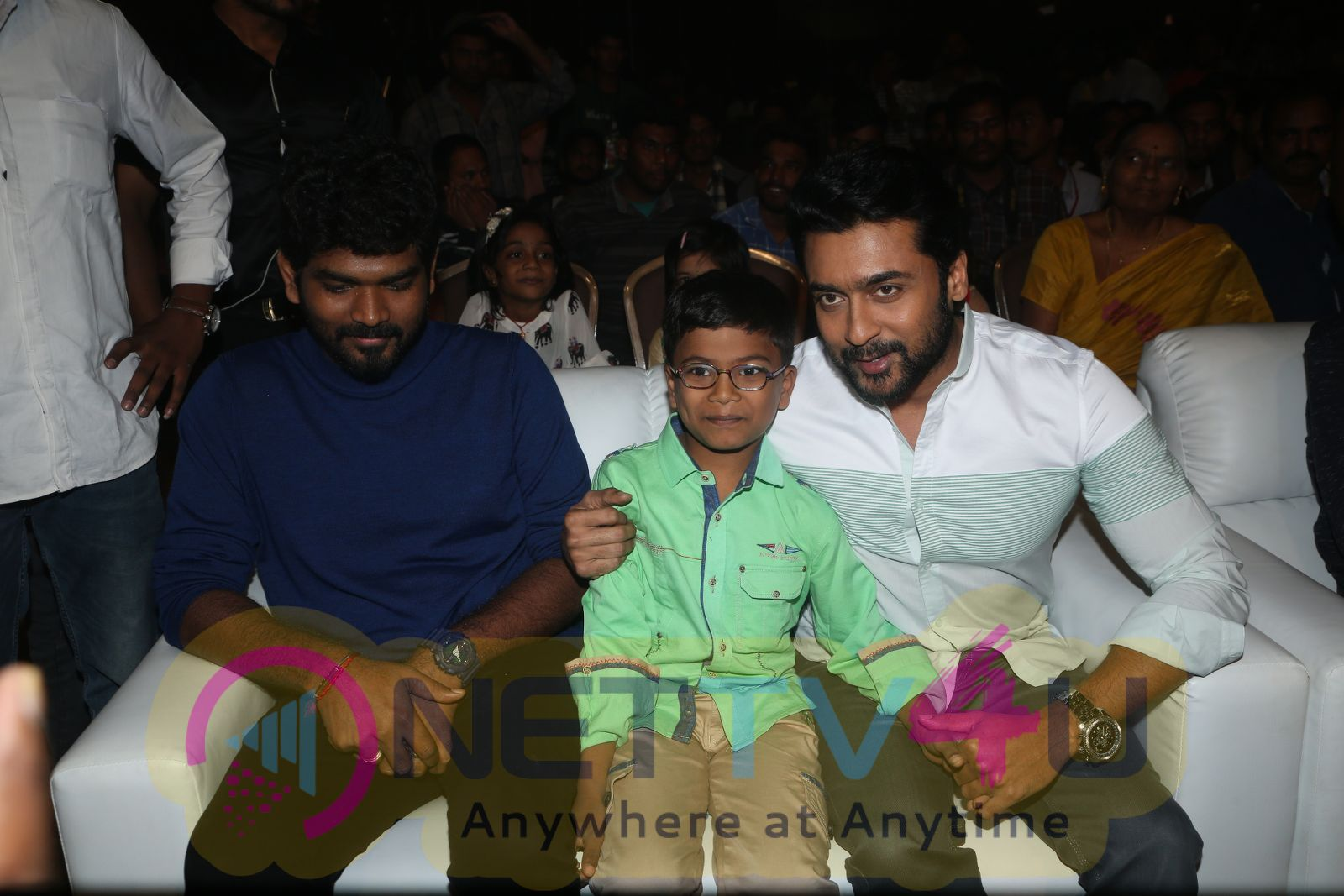 Gang Movie Pre Release Event Pics