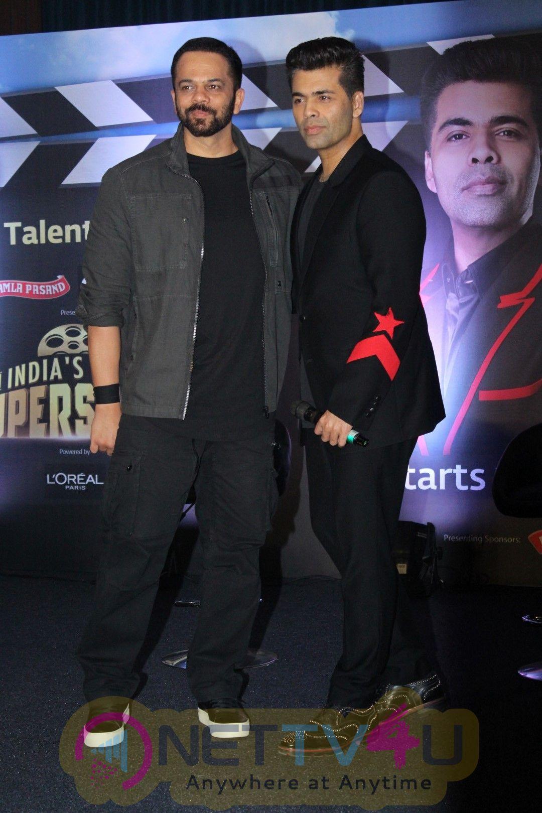 PC Of India India's Next Superstars Along With Judges Karan Johar & Rohit Shetty Pics
