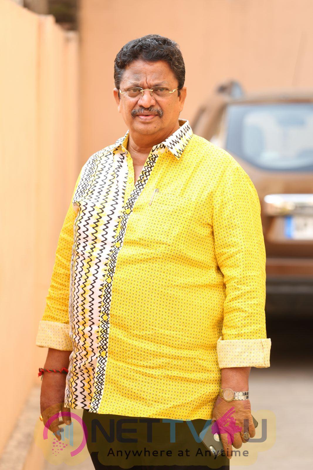 Producer C Kalyan Interview Stills