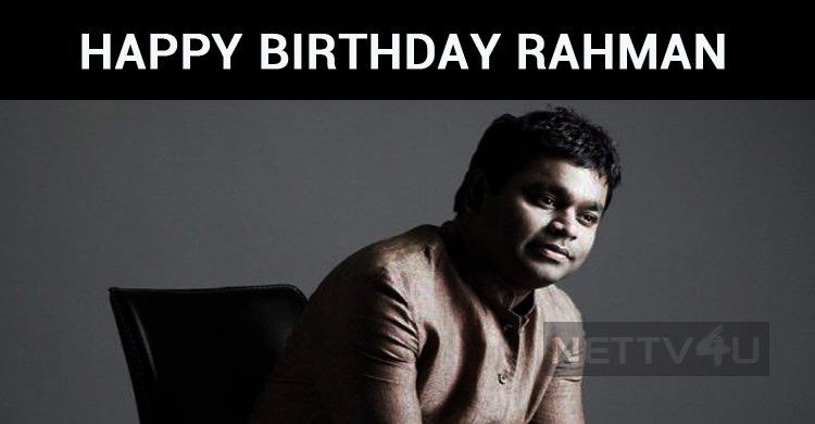 AR Rahman Turns 52 Today!