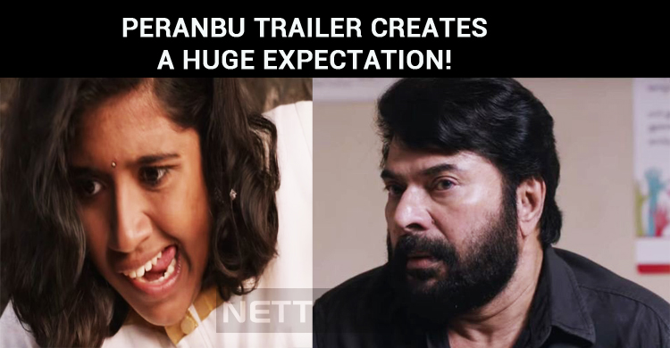 Peranbu Trailer Creates A Huge Expectation!