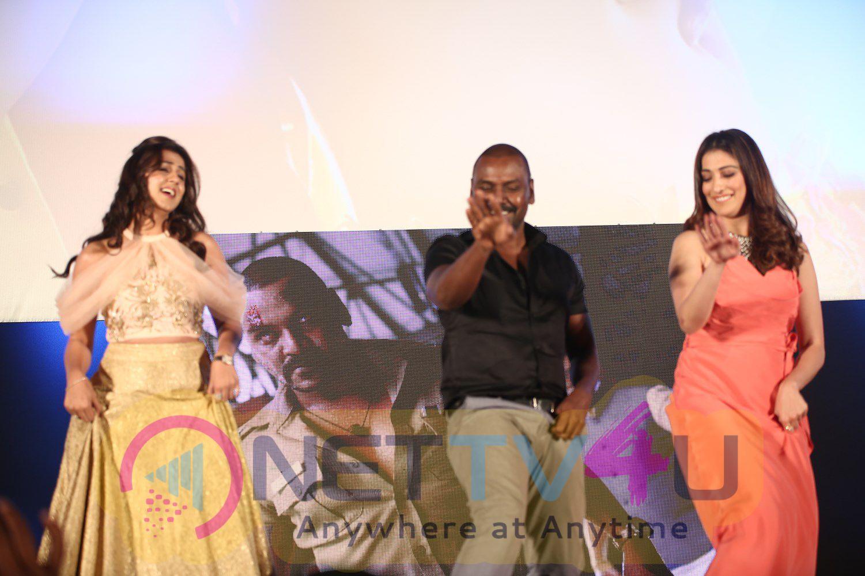Excellent Stills Of Motta Shiva Ketta Shiva Movie Audio Launch Tamil Gallery