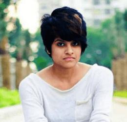 Maya S Krishnan Tamil Actress