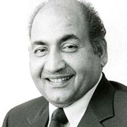 Mohammed Rafi Hindi Actor