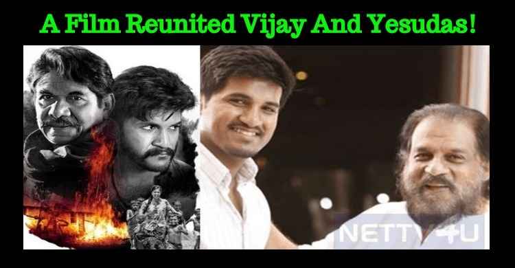 A Film Reunited Vijay And His Dad!