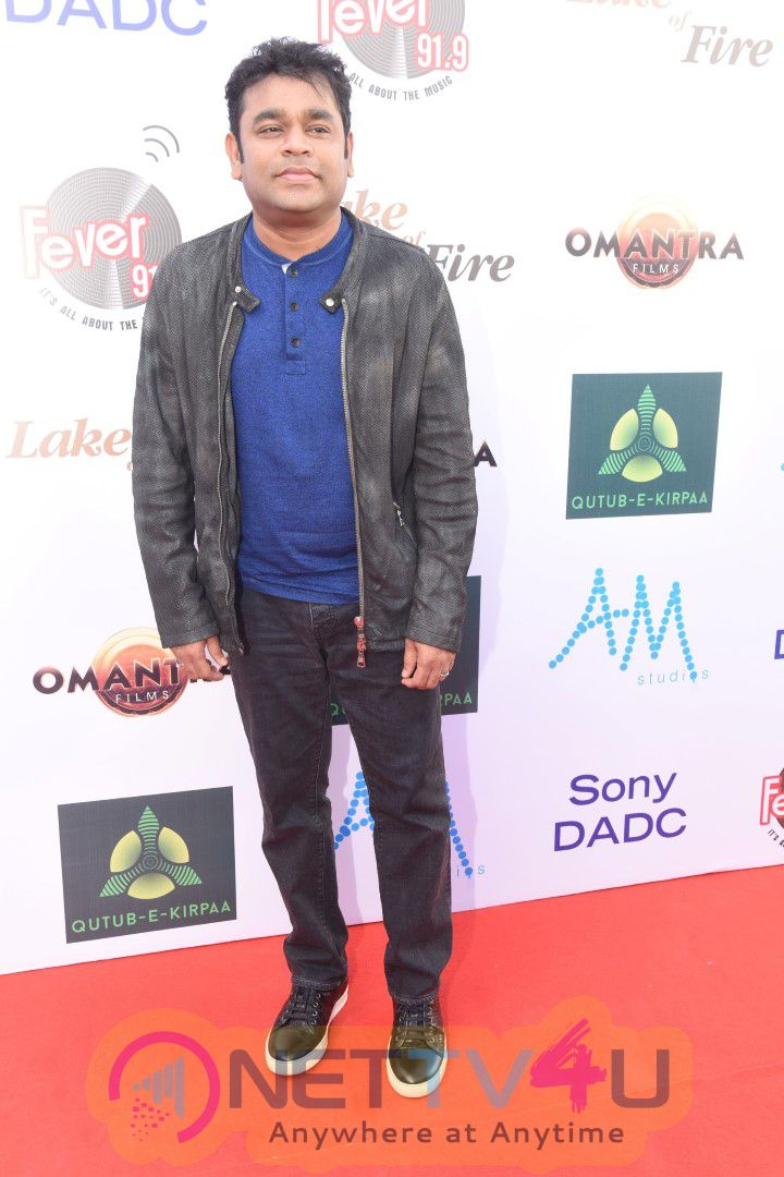 AR Rahman To Launch The Audio Of  LAKE OF FIRE By Omantra Films Photos