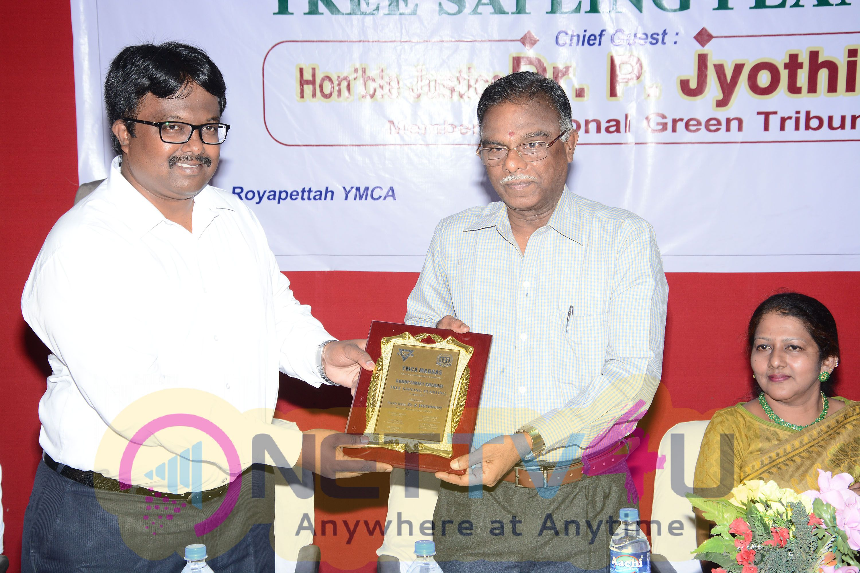 YMCA Madras & Soroptimist Chennai Organises Tree Sapling Planting Event Stills