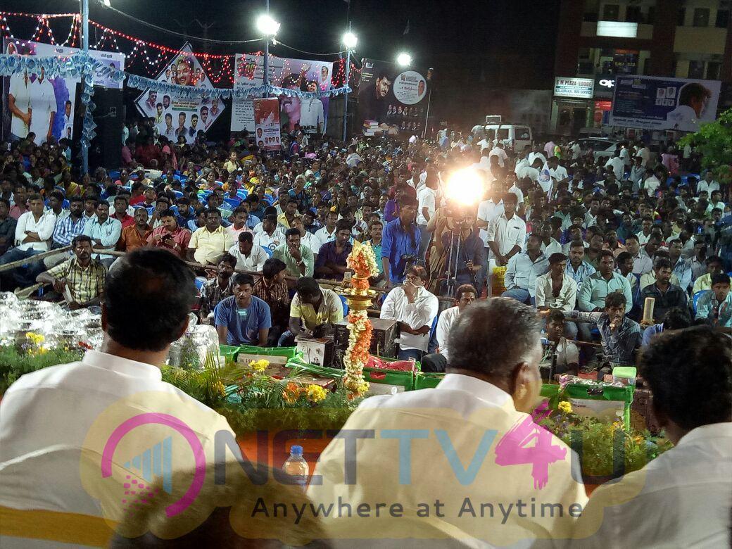 Krishnagiri Vijay Fans Do Welfare Activities