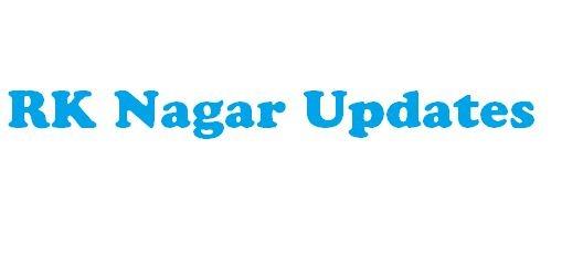 Latest RK Nagar Election News!