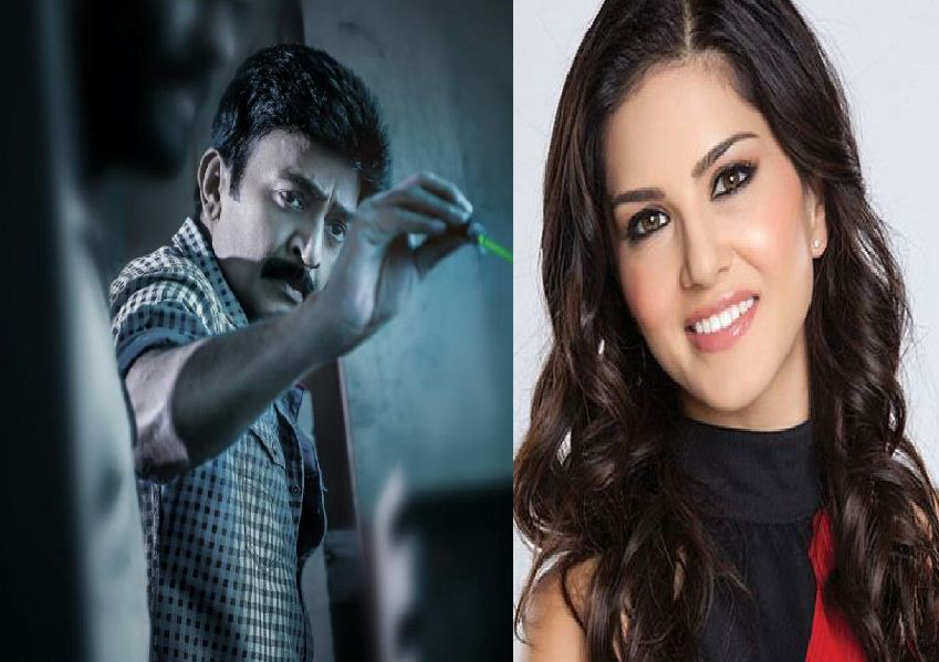 Sunny Leone Steps Into Tollywood With Rajasekha..