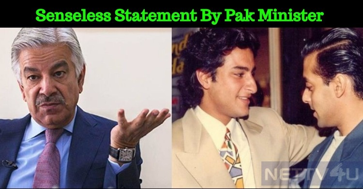 Senseless Statement By The Pakistan Foreign Aff..