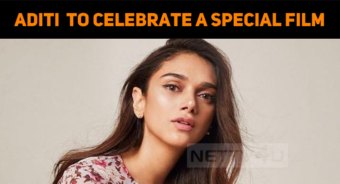 Aditi Rao Hydari To Celebrate 3 Years Of Kaatru..