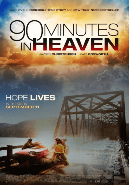 90 Minutes In Heaven Movie Review English Movie Review