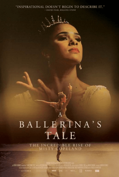A Ballerina's Tale Movie Review English Movie Review