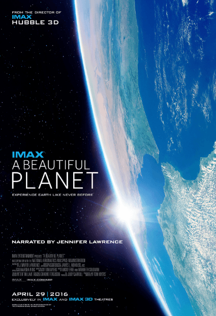 A Beautiful Planet Movie Review