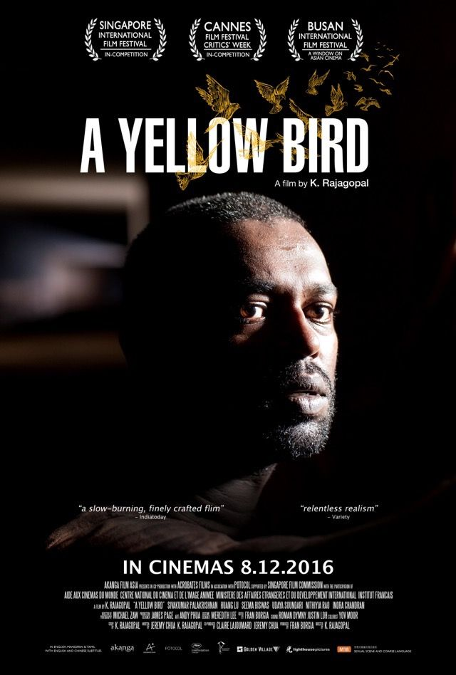 A Yellow Bird English Movie Review
