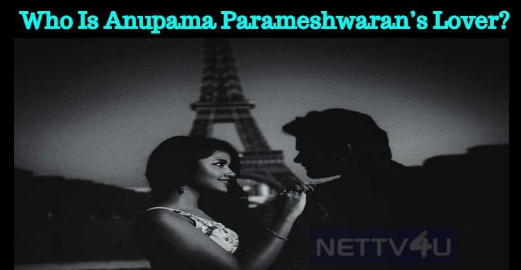 Who Is Anupama Parameshwaran's Lover?