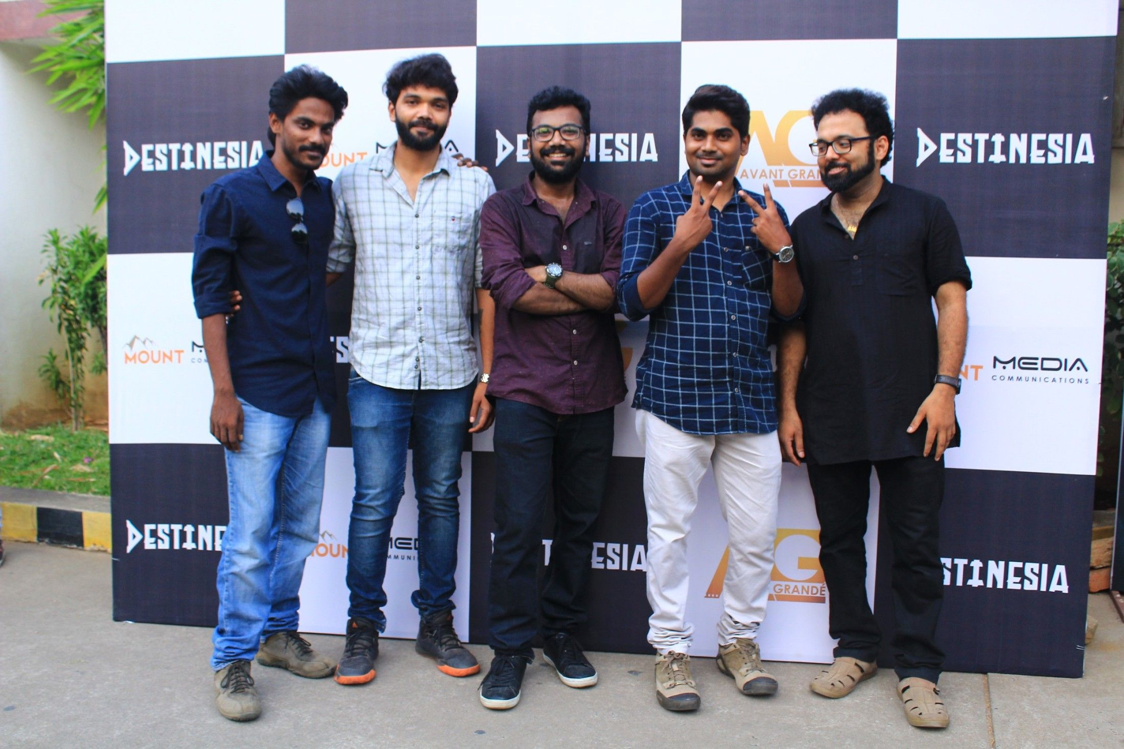 Destinesia Short Film Special Screening Event Images Tamil Gallery