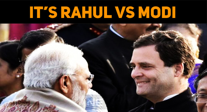 Rahul's Comment On Modi!
