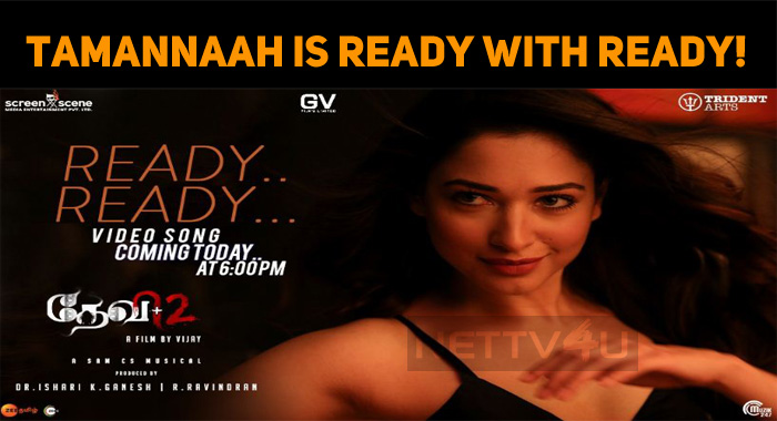 Tamannaah Is Ready With Ready!