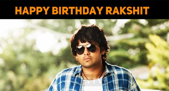 Happy Birthday Rakshit Shetty!