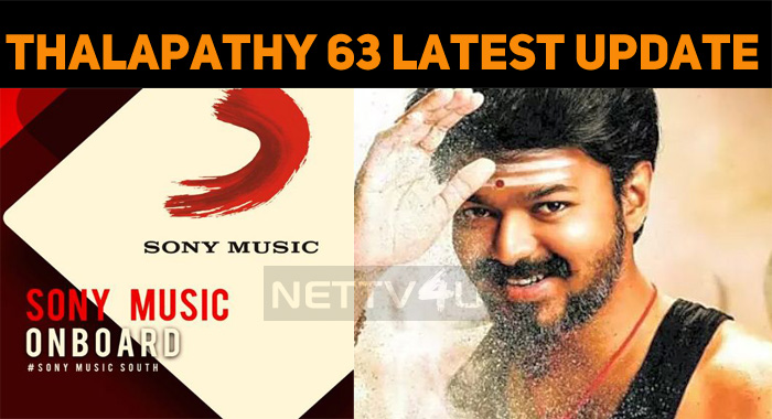 Thalapathy 63 Latest Update!