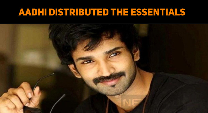 Aadhi Distributed The Essentials To The Needy!
