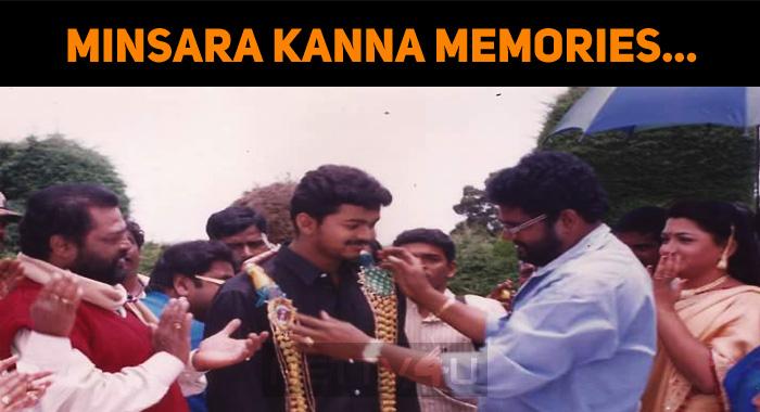 Thalapathy Fans Share The Minsara Kanna Memorie..