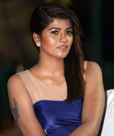 Apoorva Rai Kannada Actress