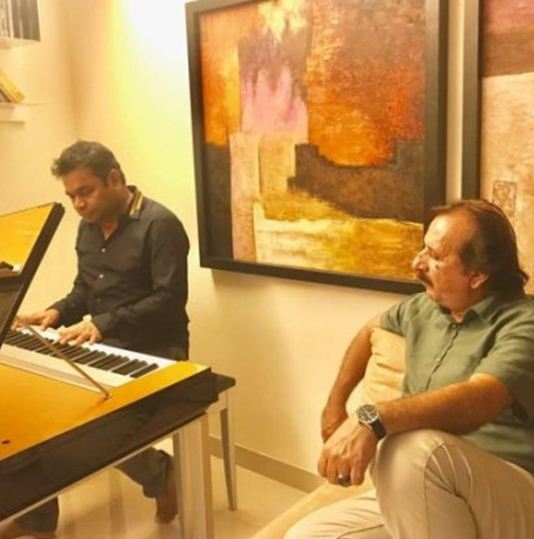 International Musician A R Rahman With An International Director!