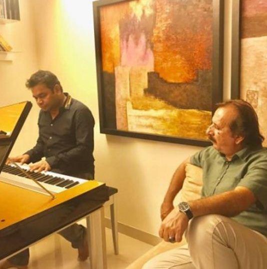 International Musician A R Rahman With An International Director!