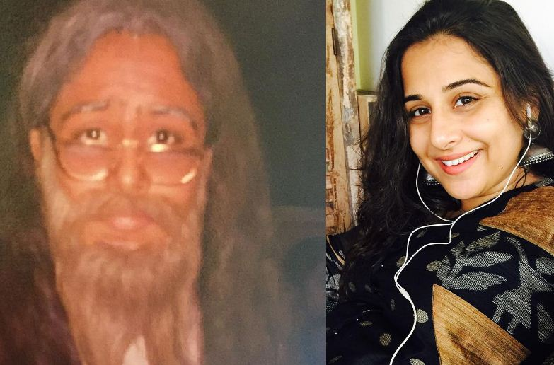 Vidya Balan's Photo Goes Viral Over Social Media!