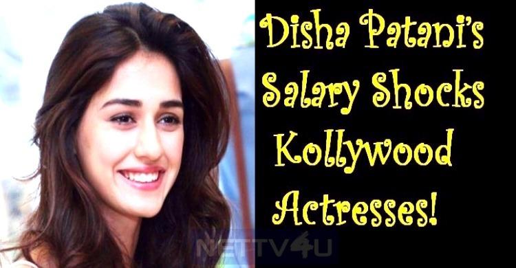 Disha Patani's Salary Shocks Kollywood Actresses!