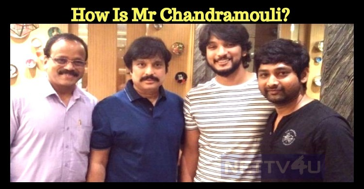 How Is Mr Chandramouli?